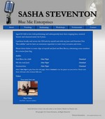 www.sashasteventon.co.uk - Music Services
