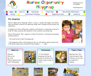 www.marlowopportunityplaygroup.org.uk - Special Needs Playgroup